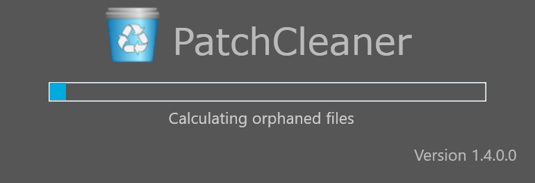 PatchCleaner - safely clean your windows installer directory